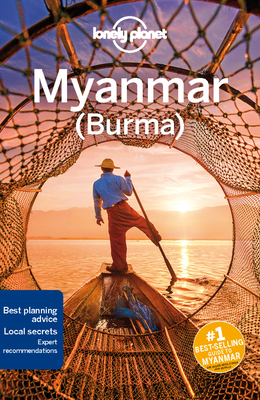 Lonely Planet Myanmar (Burma) - Lonely Planet
