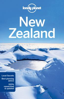Lonely Planet New Zealand - Lonely Planet, and Rawlings-Way, Charles, and Atkinson, Brett
