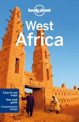Lonely Planet West Africa - Lonely Planet, and Ham, Anthony, and Carillet, Jean-Bernard