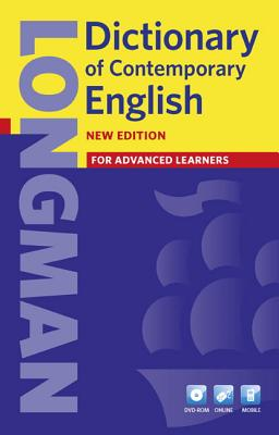 Longman Dictionary of Contemporary English 5th Edition Paper and DVD-ROM Pack -