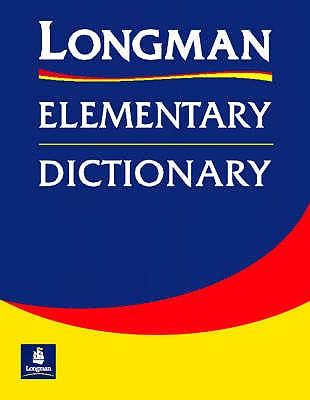Longman Elementary Dictionary Paper -