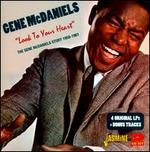 Look to Your Heart: The Gene McDaniels Story 1959-1961