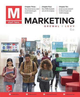 Loose Leaf for M: Marketing - Grewal, Dhruv, Professor, and Levy, Michael