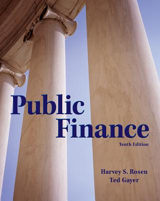 Loose-Leaf for Public Finance - Rosen, Harvey S