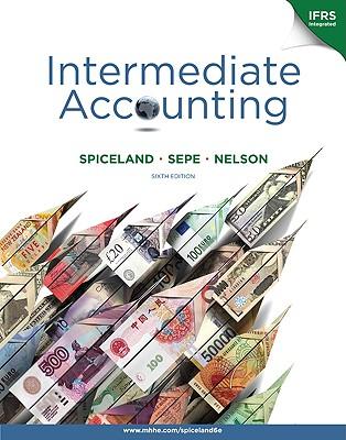 Loose Leaf Intermediate Accounting - Spiceland, J David