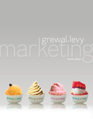 LOOSE-LEAF MARKETING - Grewal, Dhruv, and Levy, Michael