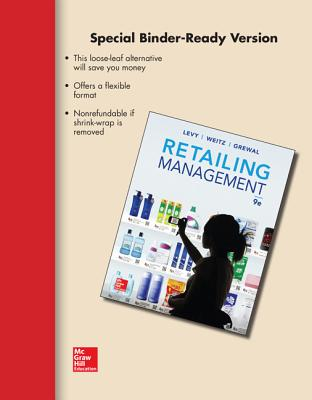 Loose Leaf Retailing Management - Levy, Michael, and Weitz, Barton A