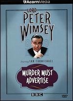 Lord Peter Wimsey: Murder Must Advertise [2 Discs] -
