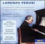 Lorenzo Perosi: Concerto per pianoforte e orchestra in la minore