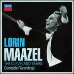 Lorin Maazel: The Cleveland Years - Complete Recordings -