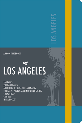 Los Angeles Visual Notebook: Teal Blue - Simephoto (Photographer)