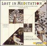 Lost in Meditation: Meditative Gregorian Chants, Vol. 1