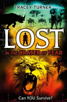 Lost in the Crater of Fear - Turner, Tracey