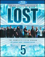 Lost: The Complete Fifth Season [5 Discs] [Blu-ray]