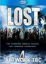 Lost: The Complete Fourth Series [5 Discs] [Blu-ray]