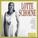Lotte Schoene