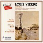 Louis Vierne: Premières