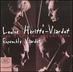 Louise Heritte-Viardot: Die Drei Klavierquartette