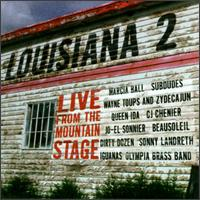 Louisiana 2: Live from the Mountain Stage - Various Artists