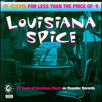 Louisiana Spice - Various Artists
