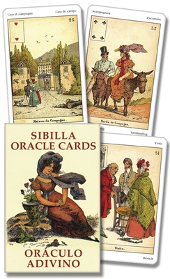 Ls Sibilla Oracle Cards - Scarabeo, Lo, and Lo Scarabeo (Creator)