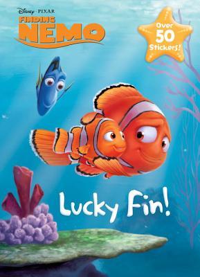 Lucky Fin! (Disney/Pixar Finding Nemo) - Random House Disney (Illustrator)