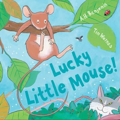 Lucky Little Mouse - Benjamin, A. H.