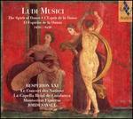 Ludi Musici - Adela Gonzalez-Campa (castanets); Adriana Fernandez (soprano); Andrew Lawrence-King (harp); Arianna Savall (harp);...