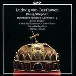 Ludwig van Beethoven: König Stephan; Overtures Fidelio & Leonore 1-3