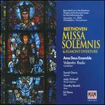 Ludwig van Beethoven: Missa Solemnis & Egmont Overture