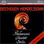 Ludwig van Beethoven: Streichquartett;  Felix Mendelssohn-Bartholdy: op. 81