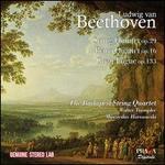 Ludwig van Beethoven: String Quintet Op. 29; Piano Quartet Op. 16; Great Fugue Op. 133