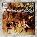 Luigi Boccherini: Quintette/Quintets Op. 11, Nos. 4-6