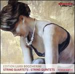 Luigi Boccherini: String Quartets; String Quintets