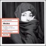 Luigi Cherubini: Medea (Dallas, 1958) - Elisabeth Carron (vocals); Jon Vickers (vocals); Judith Raskin (vocals); Maria Callas (vocals); Mary MacKenzie (vocals);...