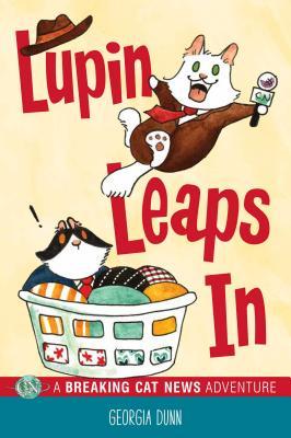 Lupin Leaps In: A Breaking Cat News Adventure - Dunn, Georgia