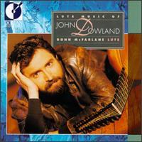 Lute Music of John Dowland - Ronn McFarlane (lute)