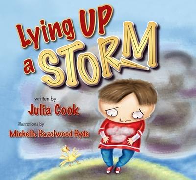 Lying Up a Storm - Cook, Julia