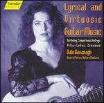 Lyrical and Virtuosic Guitar Music