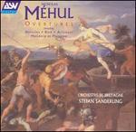 Méhul: Overtures - Orchestre de Bretagne; Stefan Sanderling (conductor)