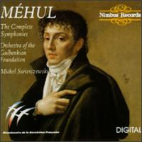Méhul: The Complete Symphonies - Gulbenkian Foundation Orchestra, Lisbon; Michel Swierczewski (conductor)