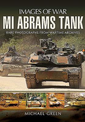 M1 Abrams Tank - Green, Michael