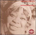 Ma Rainey [Milestone]