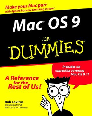 MAC OS 9 for Dummies - LeVitus, Bob