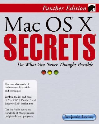 Mac OS X Secrets - Levisay, Benjamin