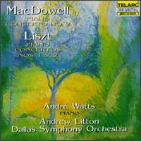 MacDowell: Piano Concerto No.2/Liszt: Piano Concertos No.1 & No.2 - André Watts (piano); Dallas Symphony Orchestra