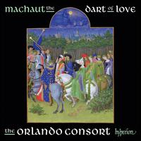 Machaut: The Dart of Love - Angus Smith (tenor); Donald Greig (baritone); Mark Dobell (tenor); Matthew Venner (counter tenor); Orlando Consort