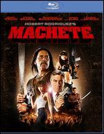 Machete [Blu-ray] - Ethan Maniquis; Robert Rodriguez