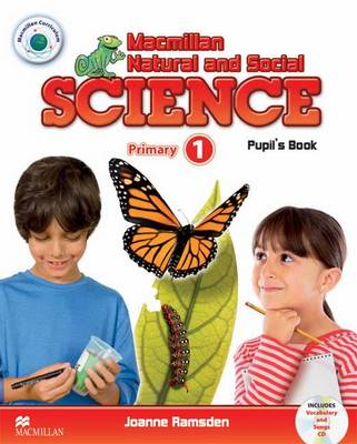 Macmillan Natural and Social Science Level 1: Pupil's Book Pack - Ramsden, Joanne