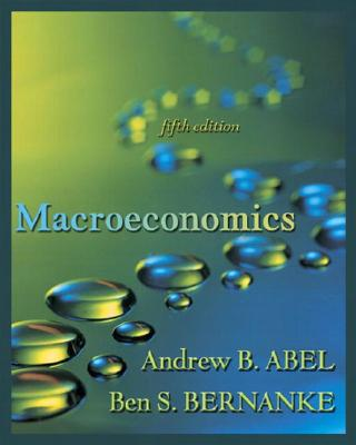 Macroeconomics with Myeconlab Student Access Kit - Abel, Andrew B, and Bernanke, Ben S